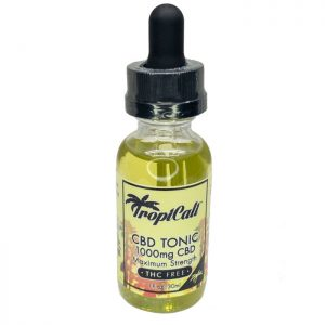 1000mg CBD by Tropicali